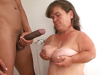 mature wee first bbc interracial task