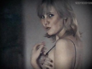 LONELY HEART - vintage saggy titties hairy pussy blonde beauty