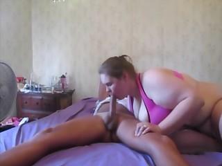 Milf Cowgirls Dick Then sucks Pussy Cum Off Dick & Swallow Mouth Full Cum