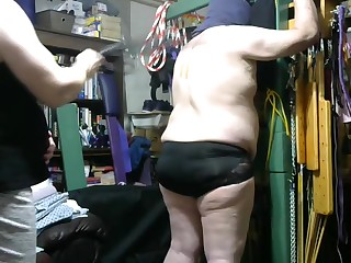 Mistress Jamie - Corporal Punishment Session Pt 01 4-13-2019
