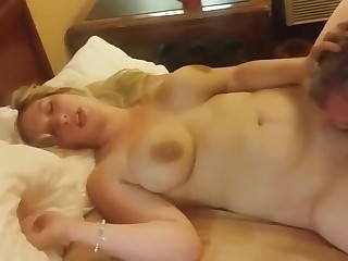 Shameless Honcho Wife Enjoying Cunnilingus By Her Ex Husband
