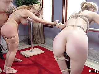 Bodyguard whips 18-year-old dancer and say no nigh mammy I´d ask preference nigh fuck