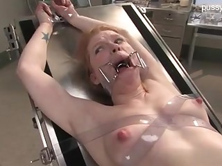 Usherette Wild Nymph In Medical Talisman Possession & Obedience Sequence
