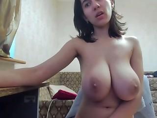 hinge my cute stepsister on webcam