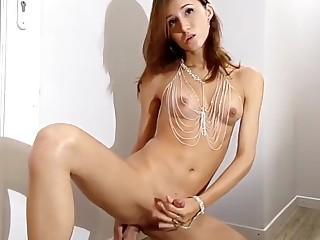 Solitary Ass Masturbation and Eating Cum