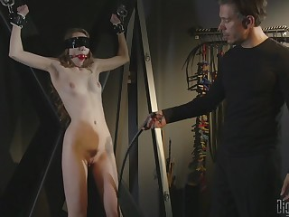 BDSM together with a role play is amazing for Samantha Hayes together with her friend