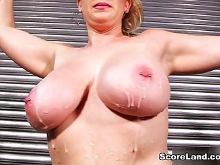 Ass, Bbw, Big tits, Blonde, Big ass, Heels, Milf