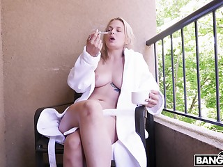 Vacation time with Sloan Harper means lots of fucking. HD video