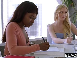 Collaborator emma starletto's interracial experience w boss